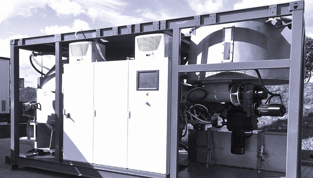 Maszyny i kontenery specjalnego przeznaczenia